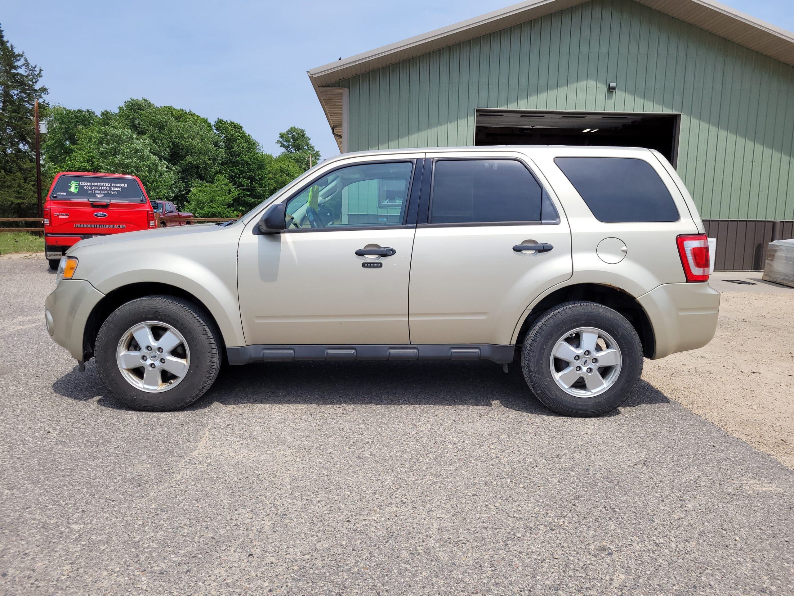 11 Ford Escape XLT -Sold